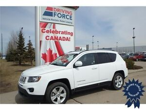 2015 Jeep Compass High Altitude 4x4 - 45,060 KMs, 5 Passenger