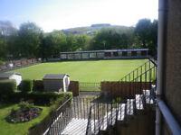 Kirkbrae, Galashiels: 3 bed flat 2nd floor, £425 pcm + £425 deposit