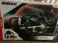 6 axis 4 channel drone