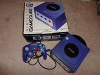 Japanese Nintendo GameCube boxed