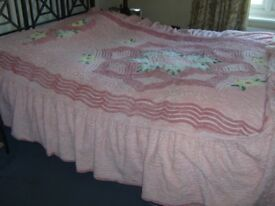 Candlewick Bedspread date circa 60's