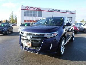 2011 Ford Edge Sport, WINTER TIRES INCLUDED