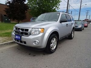 2011 Ford Escape One Owner.Accident Free. Ford Certified.Warrant
