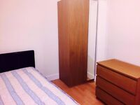HAMMERSMITH NEW BRAND FLAT 3 DOUBLES ROOMS SINGLE USE AVAILABLE