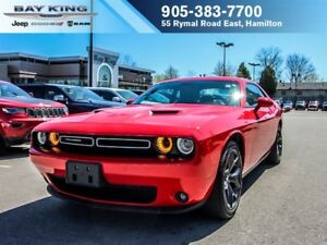 2017 Dodge Challenger SXT PLUS, GPS NAV, SUNROOF, BLINDSPOT MONI