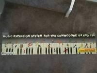 Commodore 64 music keyboard