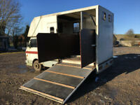 3.5t VW lt 35 Horsebox, would make great first horse box, good engine, ramp, floor