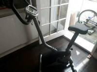 Stationary Magnetic Exercise Bike