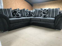 Shannon Corner Sofa (Brand New, Free Delivery)