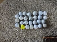 USED GOLF BALLS TITLEIST/CALLAWAY/SRIXON/W-STAFF/TAY-MADE