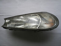 Original equipment Ford Mondeo Mk2 near side / passenger side headlight