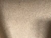 NEW OFFCUT WOOL BERBER CARPET 80/20 NUTMEG SIZE 24ft../.4ft 2 inches also 5ft / 6ft 6 inches