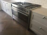 Brand New Smeg Gas Range Cooker A4-8 Wallington