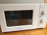 Daewoo Kitchen Microwave Oven Dual Wave White 700W KOR6L77 5