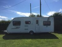 2013 Swift Charisma 565 - Superb 6 Berth Caravan
