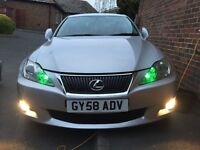 Lexus is250 SE-I AUTO 2.5 V6