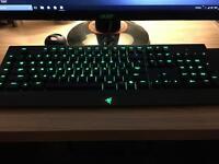 Razer black widow ultimate mechanical gaming keyboard