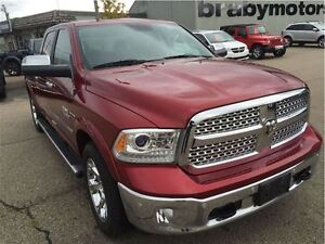 2015 Ram 1500 Laramie. Air Ride suspension, Bluetooth, Heated St