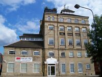 A fully furnished 2 bedroom apartment, 1 ensuite, secured entry & parking, town centre location