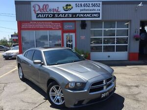 2011 Dodge Charger SXT PLUS SUNROOF ALLOYS