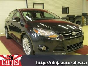 2012 Ford Focus Titanium Airdrie Highway Commuter