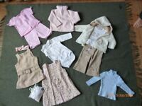 Selection of girls clothes age 9-12 months