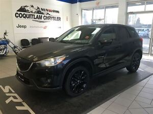 2014 Mazda CX-5 GT Loaded Leather Sunroof Nav Alloy