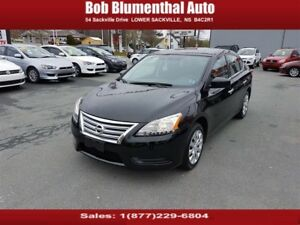 2015 Nissan Sentra 1.8 S Auto w/ AC Bluetooth Cruise REDUCED!!