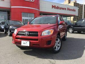 2012 Toyota RAV4 - Only 47,000kms / Sunroof / Alloys