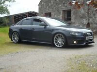 AUDI A4 B8 2;0 TDI 2008 KITTED