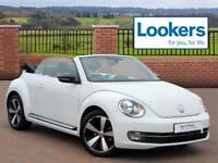 Volkswagen Beetle SPORT TDI BLUEMOTION TECHNOLOGY (white) 2016-09-12
