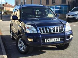 Toyota landcruiser Lc4 diesel auto*Reverse camera with touch screen*