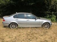 BMW 3 Series for scrap