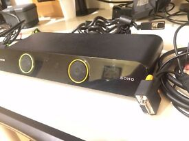 SOHO 2-Port KVM Switch; DVI & USB