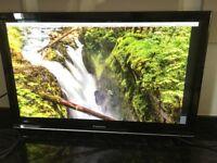"""Panasonic HD 1080p 42"""" plasma"""