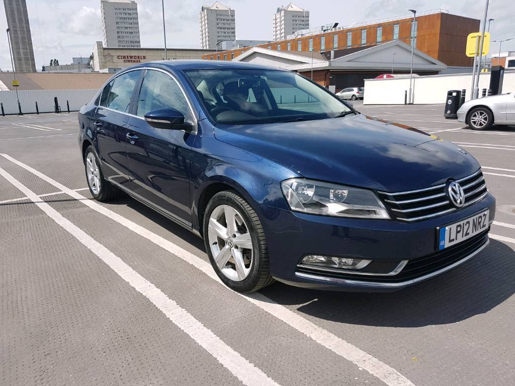 volkswagen passat 2012 bluemotion 2 0 diesel in earlsfield london gumtree. Black Bedroom Furniture Sets. Home Design Ideas