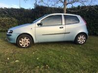 Fiat punto 1.2 low mileage
