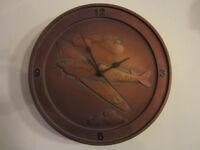 Spitfire Wall Clock, brand new in packaging, quartz movement.