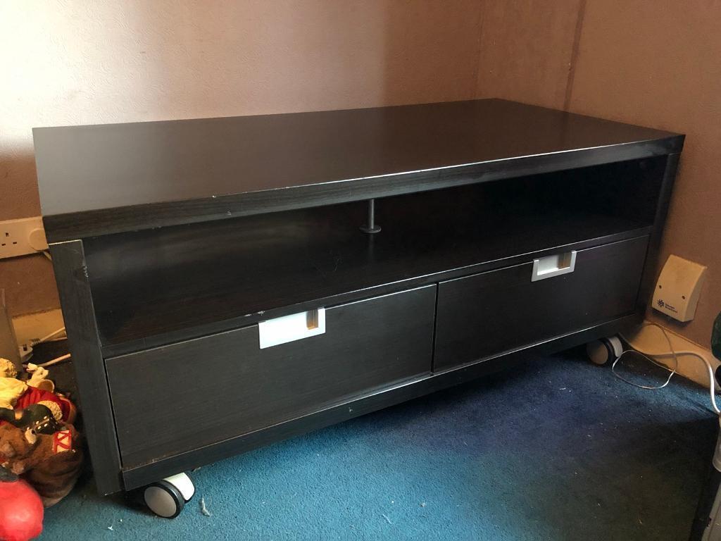Reduced For Quick Sale Ikea Besta Jagra Tv Unit In Wolverhampton
