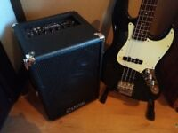 Carvin mb10 bass amp