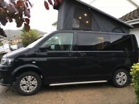 VW Transporter Highline T5 camper 2013 102ps, Aircon, Cruise control, Bluetooth, Parking Sense