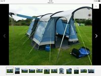 Outwell Indiana 4 man tent very sturdy