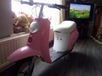 Pink Razor Pocket Mod electric scooter
