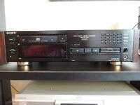 SONY CDP - X55ES CD PLAYER