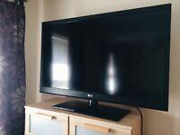 LG 42in TV