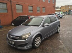 2008 Vauxhall Astra Diesel Good Runner with mot( but 3rd gear funny)