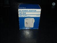 AC - D4 POWER ADAPTOR
