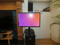 "Samsung 22"" monitor 16/10 ratio"