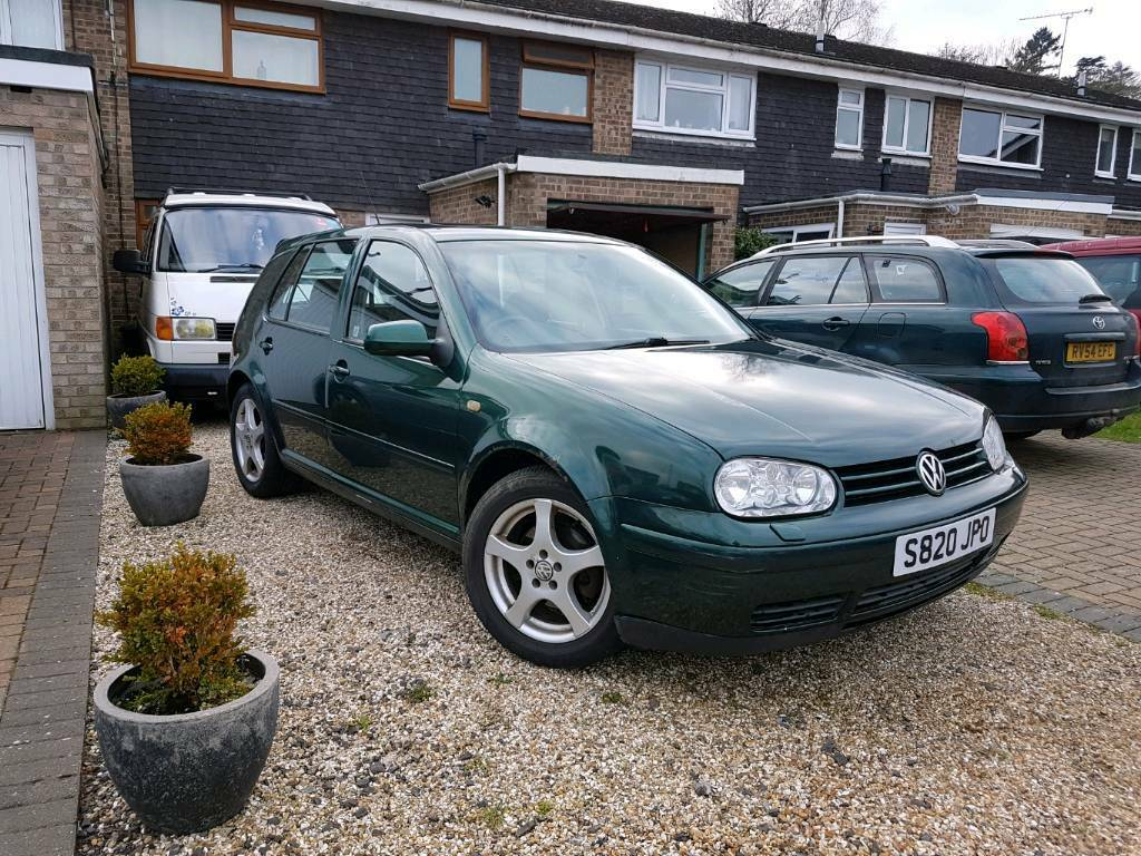 Vw golf gt tdi 200,000 miles 60mpg 12mths mot