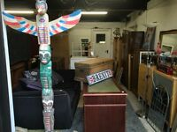 Lots of quality second hand furniture to go